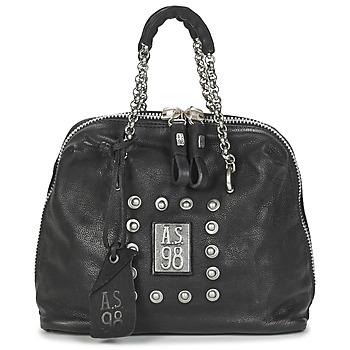 Bags Women Handbags Airstep / A.S.98 200489-102-6002 Black