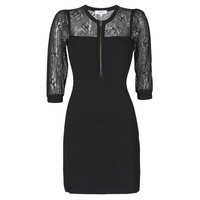 material Women Short Dresses Morgan RMNOUN Black