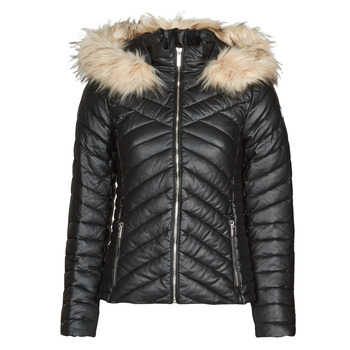 material Women Duffel coats Morgan GEO Black