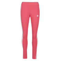 material Women leggings adidas Originals 3 STR TIGHT Pink