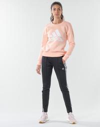 material Women Tracksuit bottoms adidas Originals SST PANTS PB Black