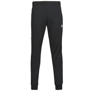 material Men Tracksuit bottoms adidas Originals SST TP P BLUE Black