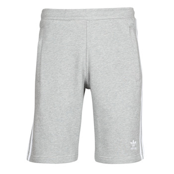 material Men Shorts / Bermudas adidas Originals 3-STRIPE SHORT Grey