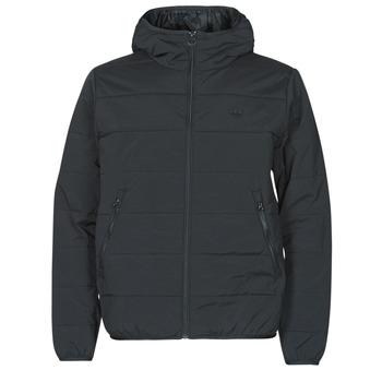 material Men Duffel coats adidas Originals LW ZT TRF HOODY Black