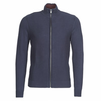 material Men Jackets / Cardigans Tom Tailor 1020418-10690 Marine