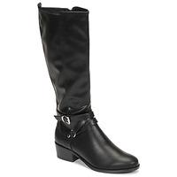 Shoes Women Boots Moony Mood NELLE Black