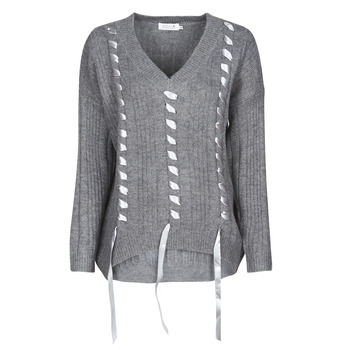 material Women jumpers Molly Bracken F424H20 Grey