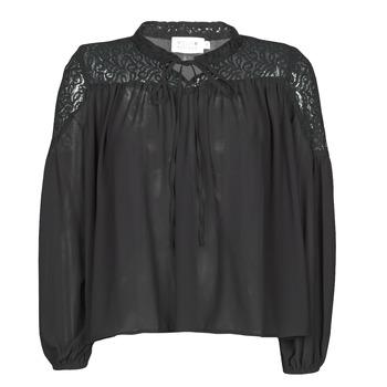 material Women Blouses Molly Bracken R1521H20 Black