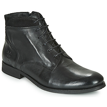 Shoes Men Mid boots Kost HOWARD 35 Black