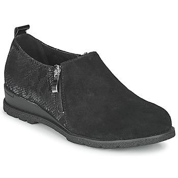 Shoes Women Derby shoes Damart 64290 Black