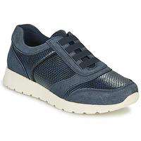 Shoes Women Low top trainers Damart 63737 Blue
