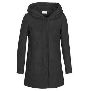 material Women coats Moony Mood PANTE Black