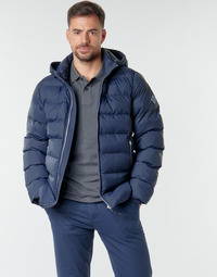 material Men Duffel coats Gant THE ACTIVE CLOUD Marine