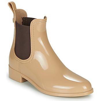 Shoes Women Wellington boots Lemon Jelly PISA Beige