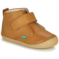 Shoes Children Mid boots Kickers SABIO Camel