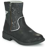 Shoes Girl Mid boots Kickers NYRMAN Black