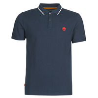material Men short-sleeved polo shirts Timberland SS MR Pique tipped Blue
