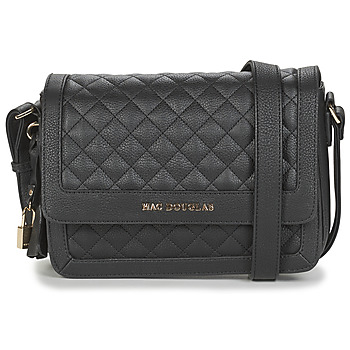 Bags Women Shoulder bags Mac Douglas LOSANGE Black