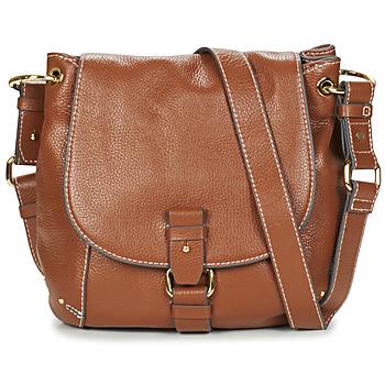 Bags Women Shoulder bags Mac Douglas PROCIDA Chatain
