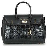 Bags Women Handbags Mac Douglas MERYL Black / Croc