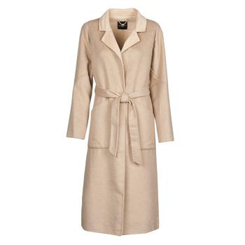 material Women coats Marciano DAIMON COAT Beige
