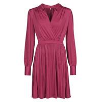 material Women Short Dresses Marciano PLAYA DRESS Bordeaux