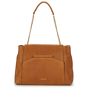 Bags Women Shoulder bags Nat et Nin ROXANE Camel
