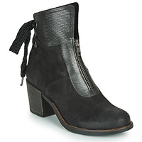 Shoes Women Ankle boots Casta PONTA Black