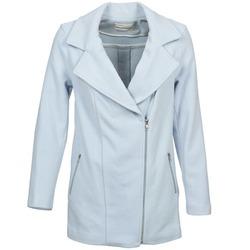 material Women coats Naf Naf AIMART Blue