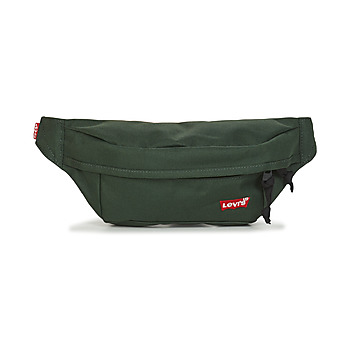 Bags Bumbags Levi's Medium Banana Sling Green