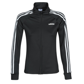 material Women Jackets adidas Performance W D2M 3S TT Black