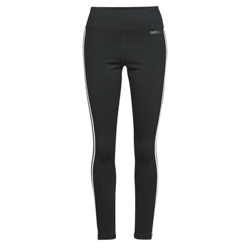 material Women leggings adidas Performance W D2M 3S HR LT Black
