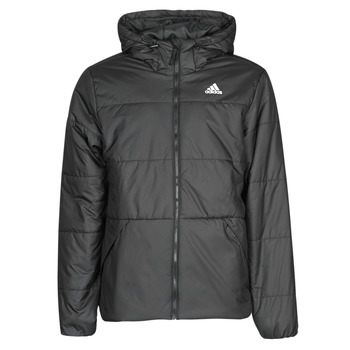 material Men Duffel coats adidas Performance BSC HOOD INS J Black