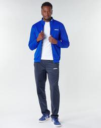 material Men Tracksuits adidas Performance MTS BASICS Blue