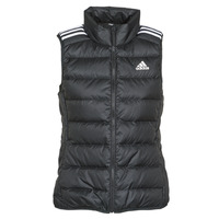 material Women Duffel coats adidas Performance W ESS DOWN VES Black