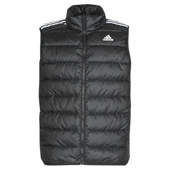 material Men Duffel coats adidas Performance ESS DOWN VEST Black