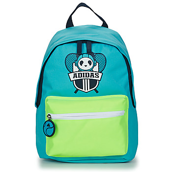 Bags Rucksacks adidas Performance K CL BP INF Blue / Cyan