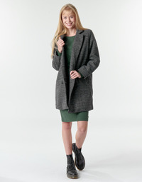 material Women coats Petrol Industries JACKET WOOL Grey