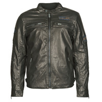 material Men Leather jackets / Imitation le Petrol Industries JACKET PU Black
