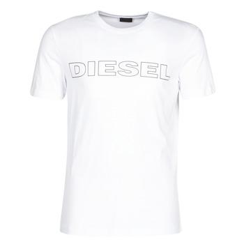 material Men short-sleeved t-shirts Diesel JAKE White