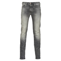 material Men Skinny jeans Diesel SLEENKER Grey / Dark