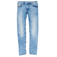 material Boy Skinny jeans Diesel SLEENKER Blue