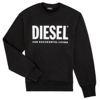 material Boy sweaters Diesel SCREWDIVISION LOGO Black