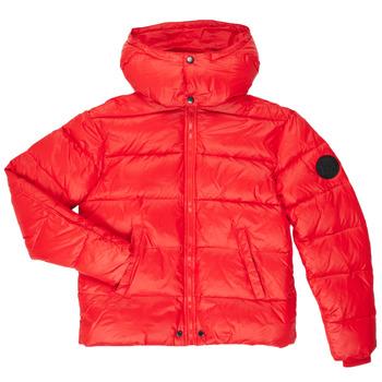 material Boy Duffel coats Diesel JSMITHYAWH Red
