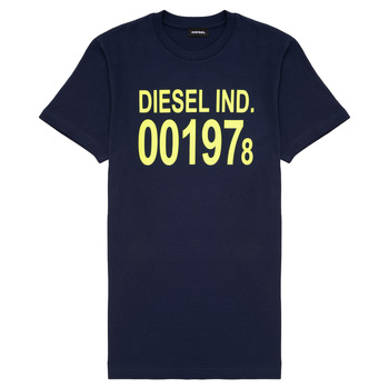 material Children short-sleeved t-shirts Diesel TDIEGO1978 Blue