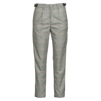 material Women 5-pocket trousers Freeman T.Porter SHELBY MERCURY Grey