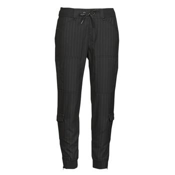 material Women 5-pocket trousers Freeman T.Porter CELINE SILIANO Black