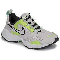 Shoes Women Low top trainers Nike AIR HEIGHTS Grey / Yellow