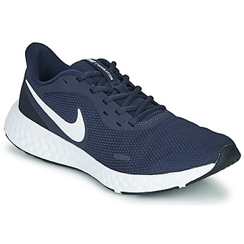 Shoes Men Running shoes Nike REVOLUTION 5 Blue