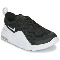 Shoes Children Low top trainers Nike AIR MAX MOTION 2 TD Black / White